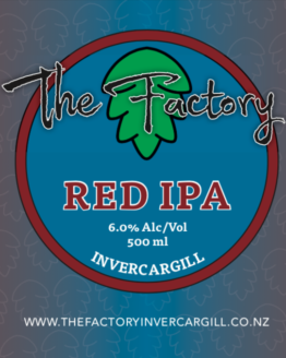Red IPA - 500ml - 6.0%